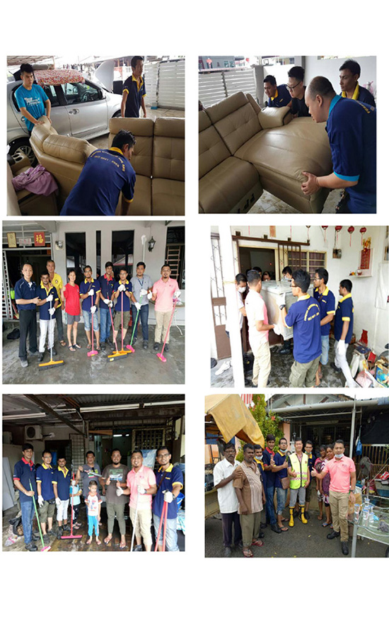 Furutec - CSR - Penang Flood-4